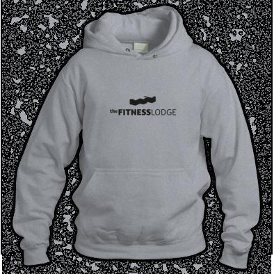 Grey Hoodie Unisex