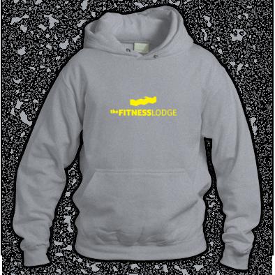 Grey & Yellow Hoodie Unisex