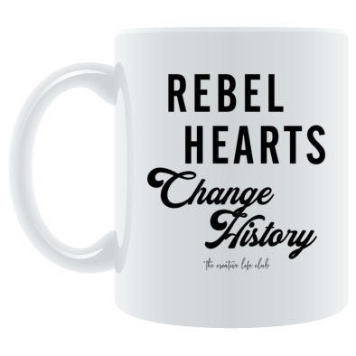 Rebel Hearts Change History