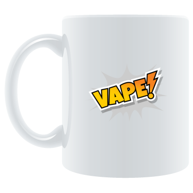 Vape Flash Mug
