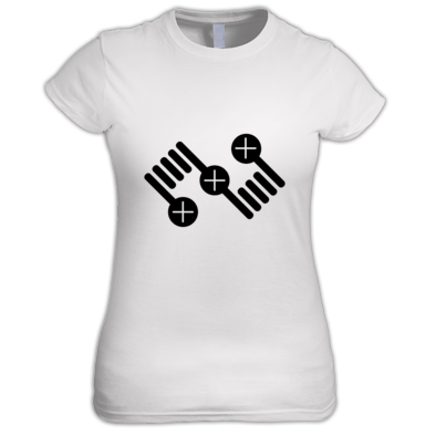 Coil Lady's T Shirt