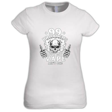 99 Problems Ladies T Shirt