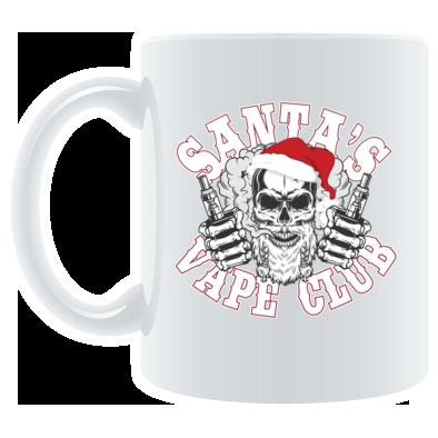 Santa's Vape Club Mug