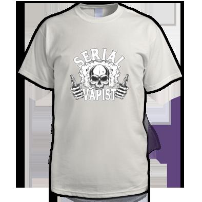 Serial Vapist Men's T Shirt