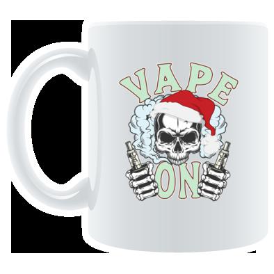 Vape On Santa Mug