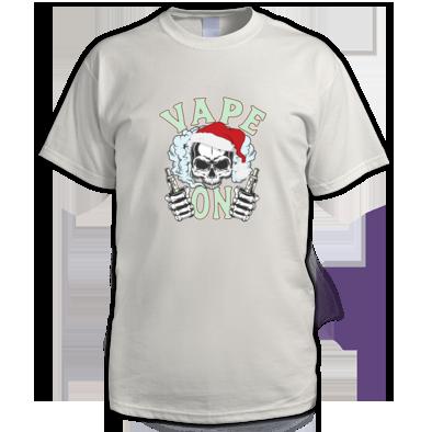 Vape On Santa Men's T Shirt