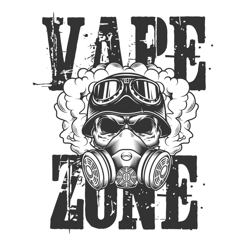 Vape Zone Ladies T Shirt>