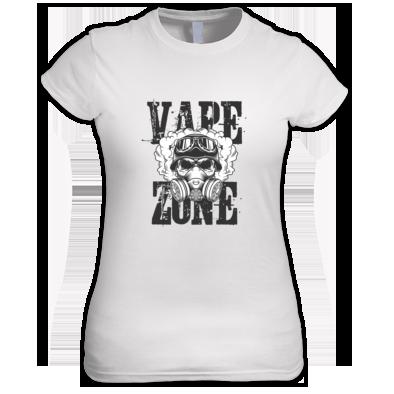 Vape Zone Ladies T Shirt