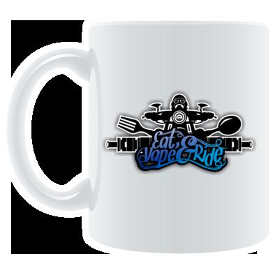 Eat Vape Ride Mug