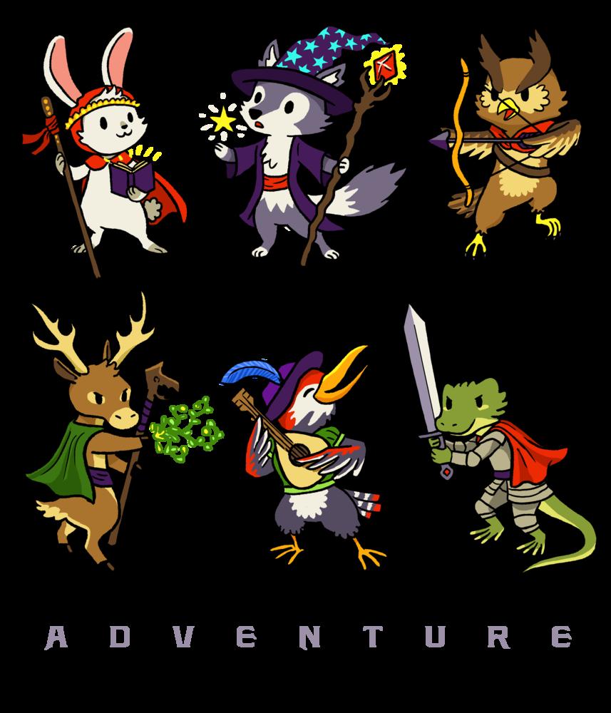 Fantasy Adventure>