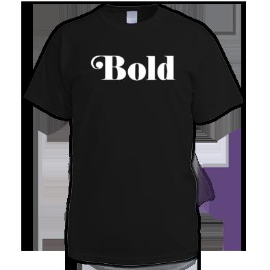 Bold logo no background
