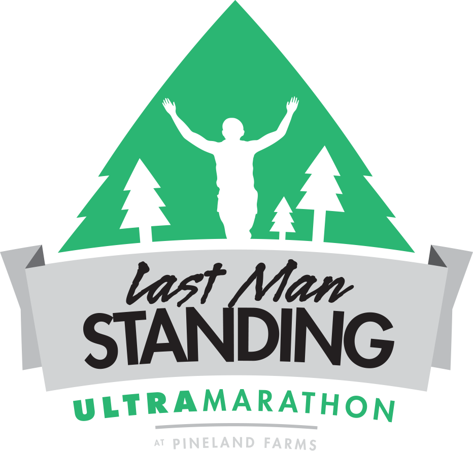 Last Man Standing Ultramarathon Logo>