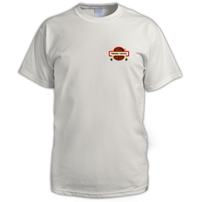 Men's T-Shirt (small color logo)