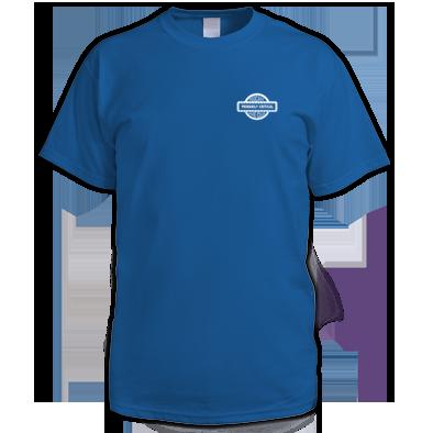 Men's T-Shirt (small basic logo)