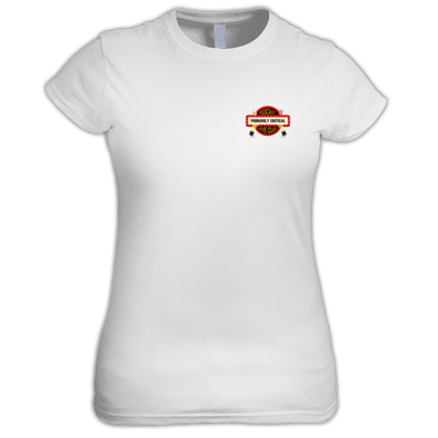 Women's T-Shirt (small color logo)
