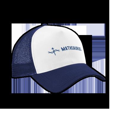 Mathsaurus cap