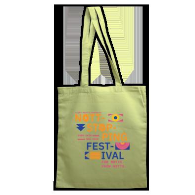 Nottstopping Festival - tote bag