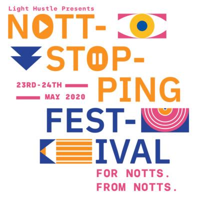 Nottstopping Festival - unisex hoodie