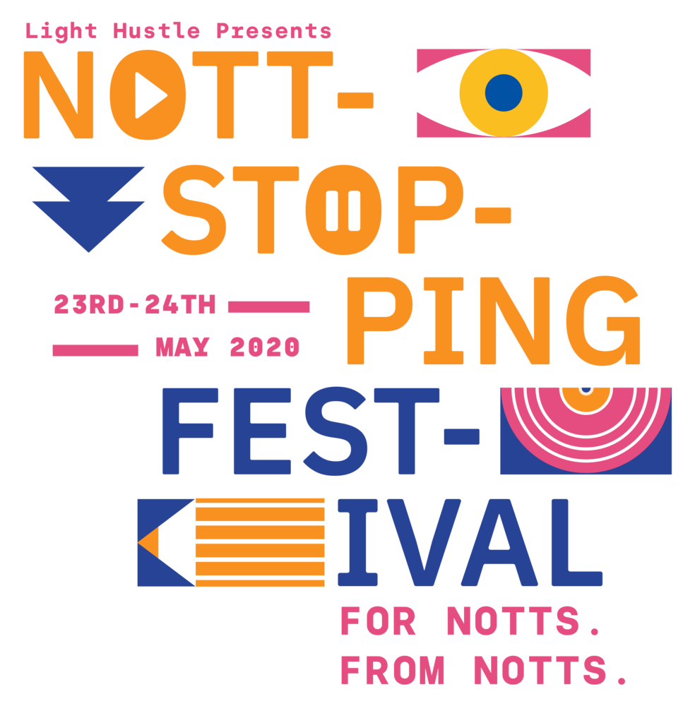 Nottstopping Festival - women's t-shirt>