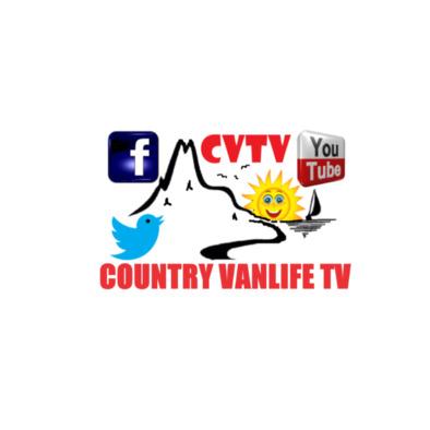 Country Vanlife TV MERCH Design #135149>
