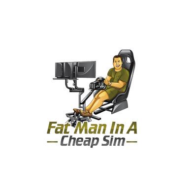 Fat Man In A Cheap Sim
