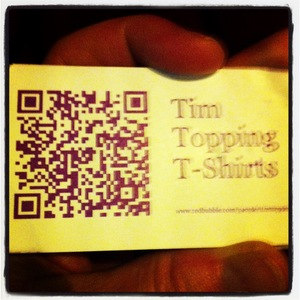 Tim Topping T-Shirts
