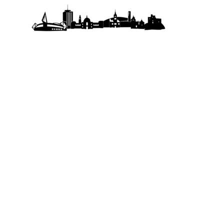 Cardiff Skyline>