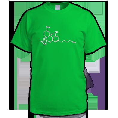Cannabis - Chemical Formula