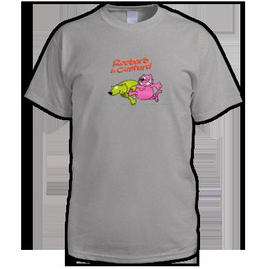 Roobarb & Custard - Running