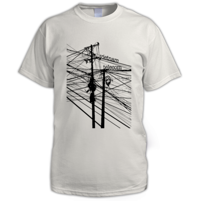 Tim Topping T Shirts Vietnam Telecom At Cotton Cart
