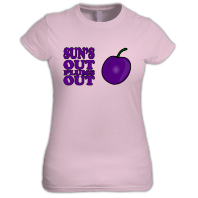 Sun's out, Plums out