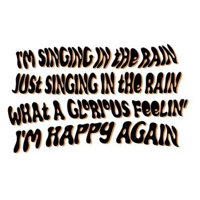 Singing Clockwork