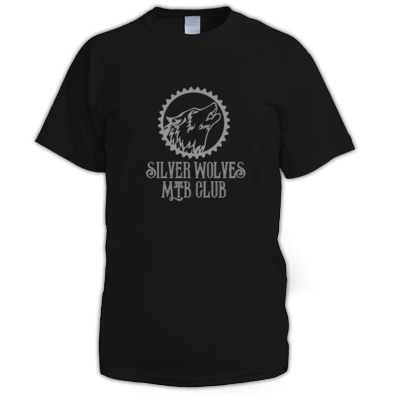 Silver Wolves MTB Club Shirt