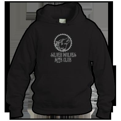 Silver Wolves MTB Club Hoodie