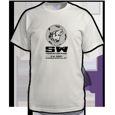 Silver Wolves Terraforming Shirt