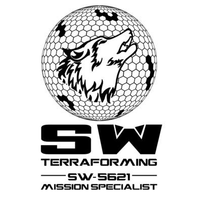 Silver Wolves Terraforming Mug>