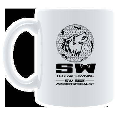 Silver Wolves Terraforming Mug