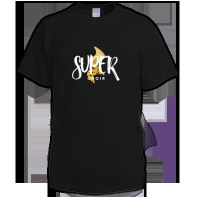 Superchoir Men's Tee Black