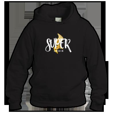 Superchoir Hoodie Black