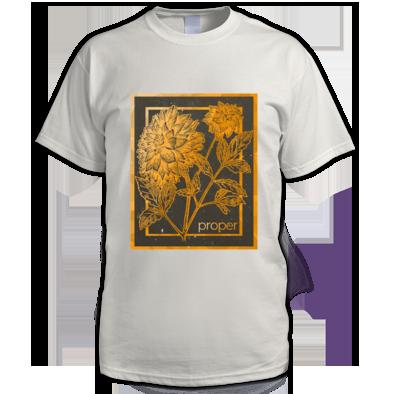 Proper Flower T-Shirt