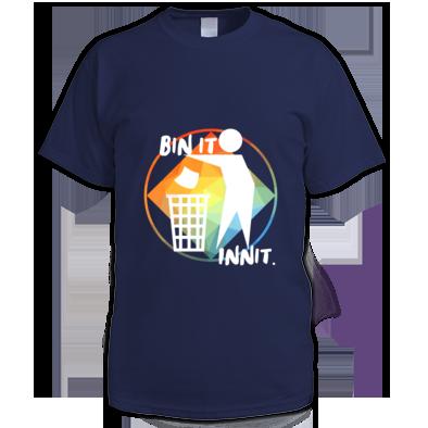 Bin it. T-Shirt