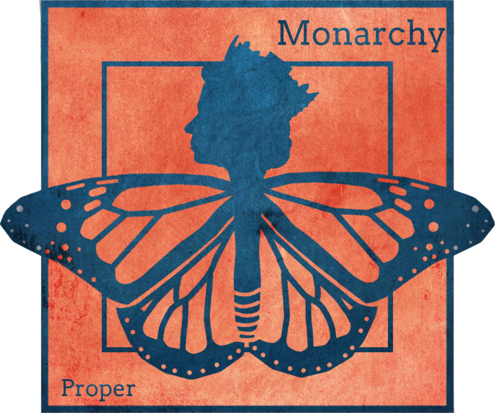 Monarchy T-Shirt>