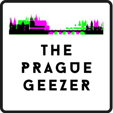 The Prague Geezer Design #135233>