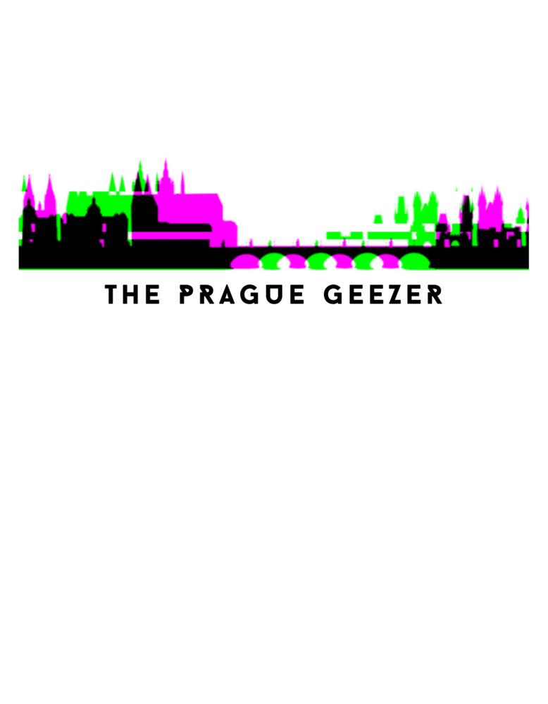 The Prague Geezer Design #135247>
