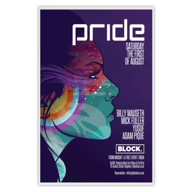 Block Pride 19