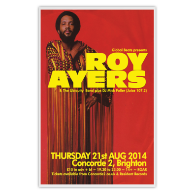Roy Ayers Brighton 14