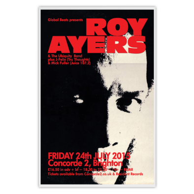 Roy Ayers Brighton 15