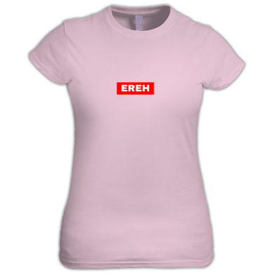 EREH Box Logo Girl Tee