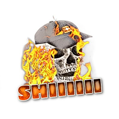 SHIIIIII Crewneck