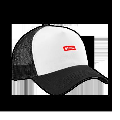 Shiiiiii Box Logo Hat